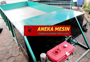 Mesin Bed Dryer