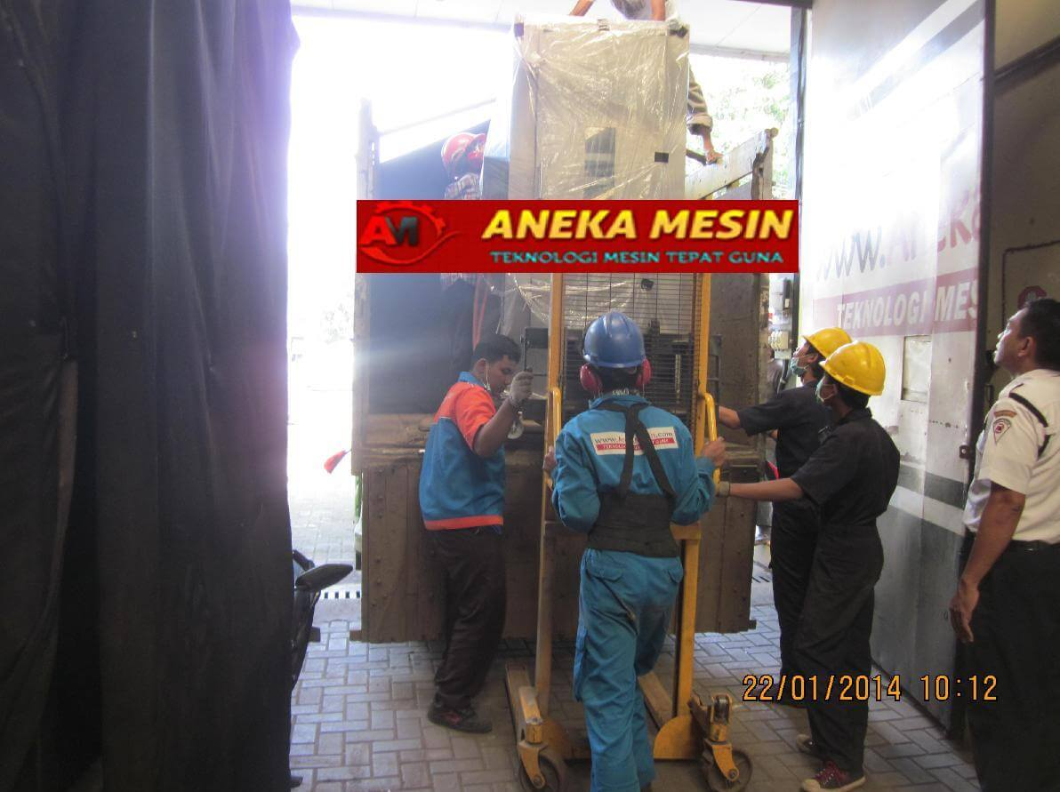 Loading Mesin Pengering Kabinet Dryer