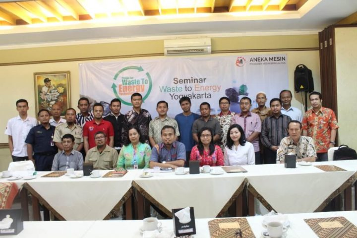 SEMINAR WASTE TO ENERGY