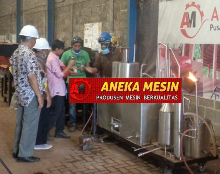 Kunjungan Universitas Janabadra Yogyakarta