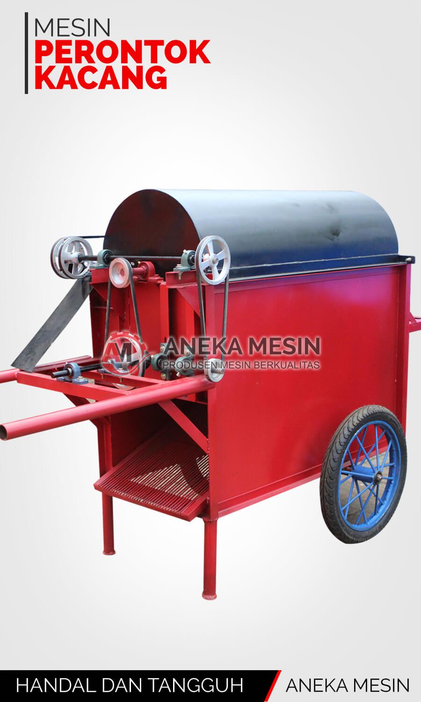 mesin perontok kacang