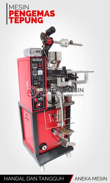 mesin kemasan tepung