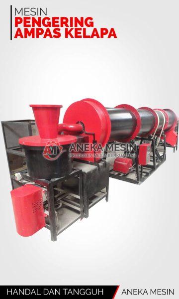 pengering-ampas-kelapa-rotary-dryer