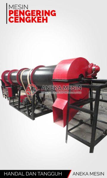 pengering-cengkeh-rotary-dryer