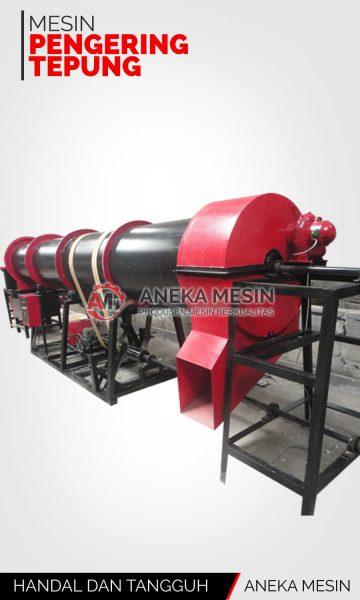 pengering-tepung-rotary-dryer
