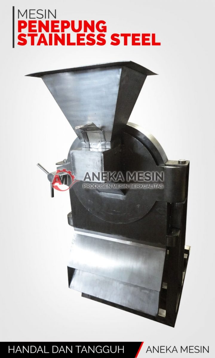 mesin-penepung-stainless-steel