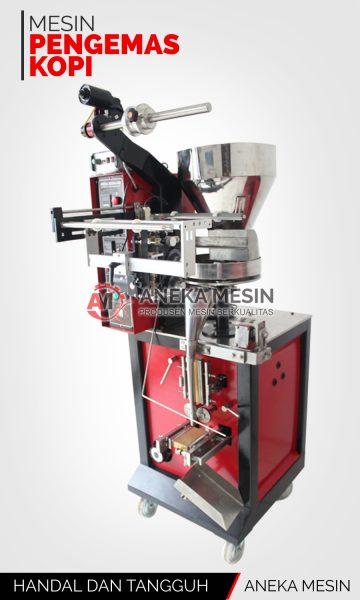 mesin pengemas kopi sachet