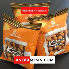 mesin packing snack