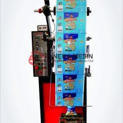mesin packing snack otomatis