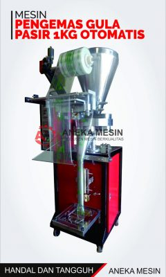 mesin pengemas gula 1 kg