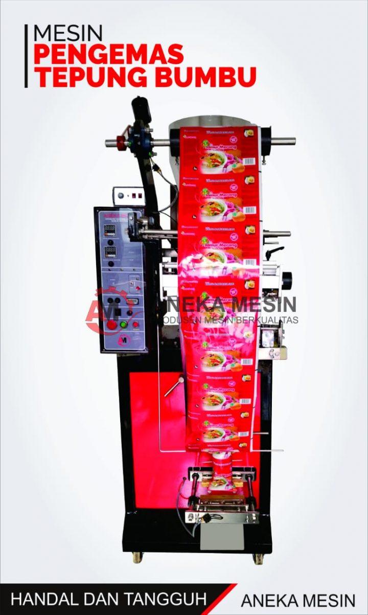mesin packing tepung