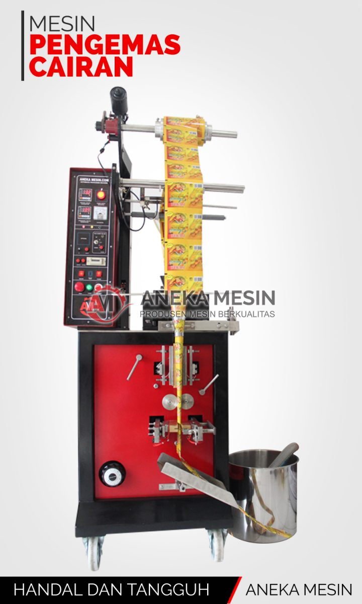 mesin packing liquid otomatis