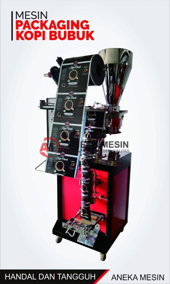 mesin packaging kopi