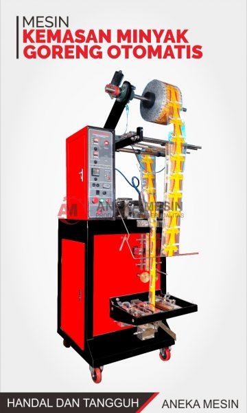 mesin kemasan minyak goreng